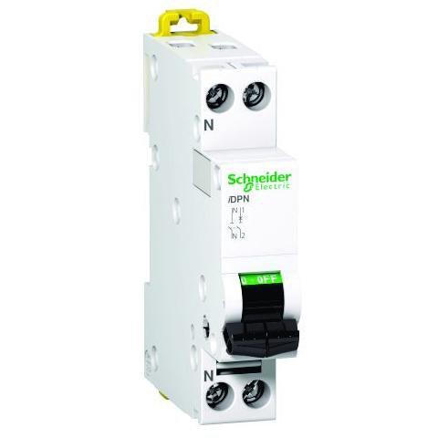 Siguranta automata 1P+N 20A Schneider A9N21548