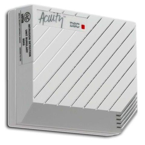 Detector acustic de spargere de geam bazat pe microprocesor DSC AC 101