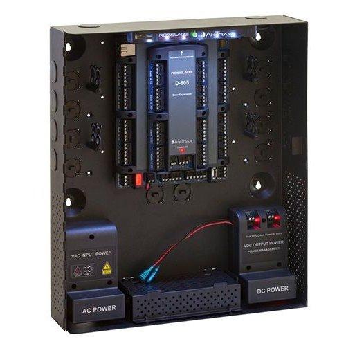 Centrala Control Acces 6 Cititoare Max. 72 Usi Pe