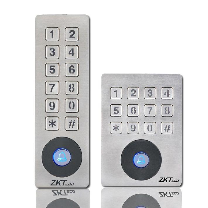 Tastatura Control Acces Cu Pin Si Card Pentru Exterior Zkteco Acc-skw-v2-1