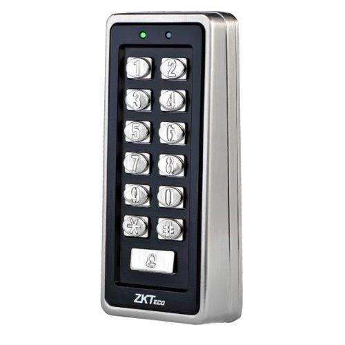 Tastatura Control Acces Cu Pin Si Card Pentru Exterior Zkteco Aco-r6-1