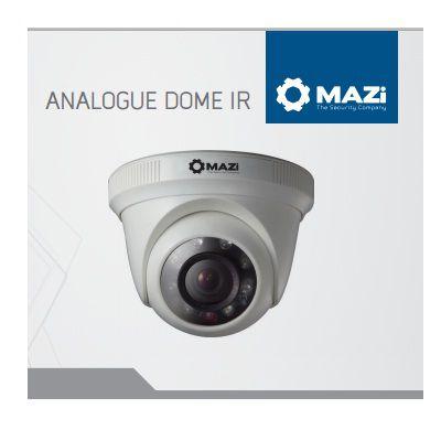 Camera Dome Ir 20m Mazi Adp-71smir