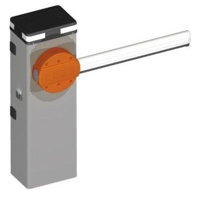 Kit bariera automata Roger Brushless AG004/GO putere 200W utilizare intensiva corp bariera 4m