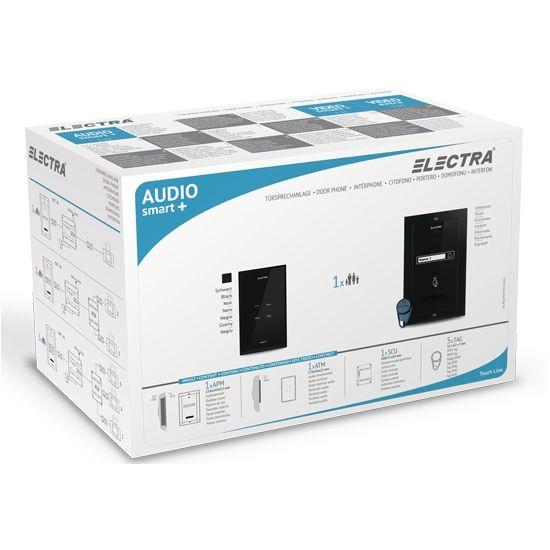 Kit Interfon Audio Electra Pentru 1 Familie