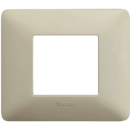 Rama ornament 3M alb cenusiu Matix Bticino AM4803BCN
