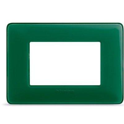 Rama ornament 3M verde smarald Matix Bticino AM4803CVS
