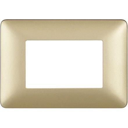 Rama ornament 3M auriu Matix Bticino AM4803MGL