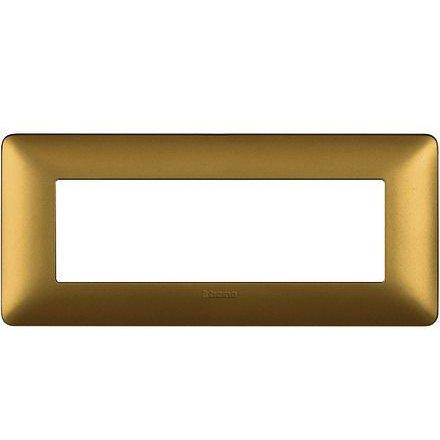 Rama ornament 6M auriu Matix Bticino AM4806MGL