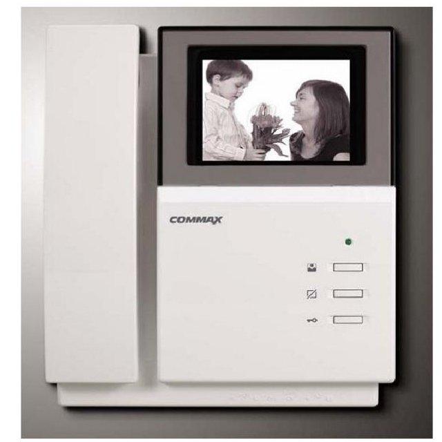Monitor alb negru COMMAX APV-4PM