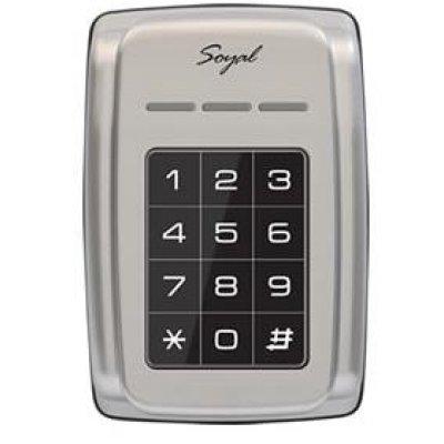 Cititor de proximitate cu tastatura antivandal Soyal AR-321 HBR 1111-T