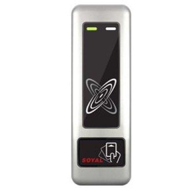 Unitate control acces Soyal AR-331 HBR1111-S cu citior de carduri de proximitate IP56