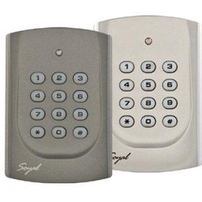 Tastatura de acces cu cod numeric Soyal AR 721 KP