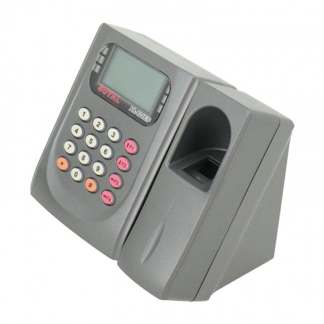 Cititor Amprenta Biometric Soyal Ar 821efb-900mt