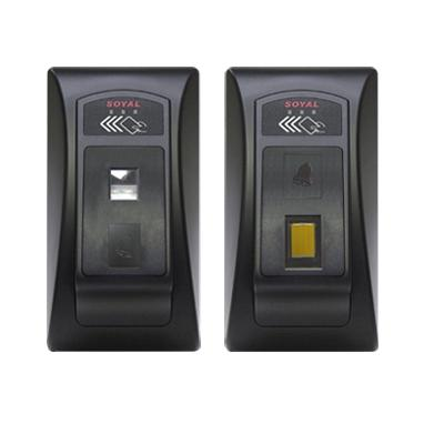 Control acces cu citire amprenta Soyal AR-881EFB-9000DO