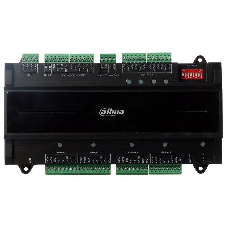 Extensie control acces Dahua ASC2104B-T pentru 4 usi cu un singur sens