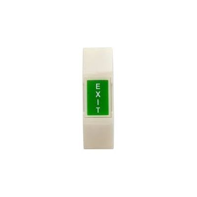 Buton exit din plastic NO/NC AUPB76