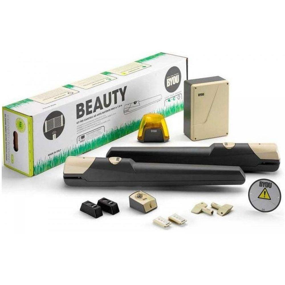 Kit Automatizare Porti Batante 2 X 1.8m Beauty