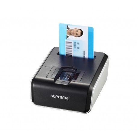 Cititor De Amprente Si Smart Carduri Suprema Biomini Combo