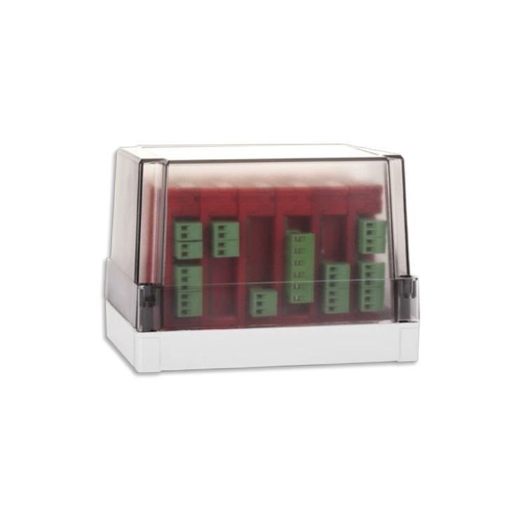 Cutie Din Plastic Detnov Box-400 Pentru Montarea Modulelor Din Seria Mad-400