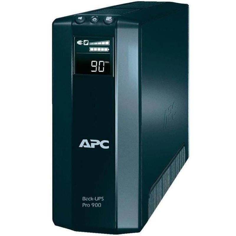 Imagine Ups Apc Back-ups Rs Line-interactive - Aprox.sinusoida 900va 540w 5 Conectori Schuko Cee7