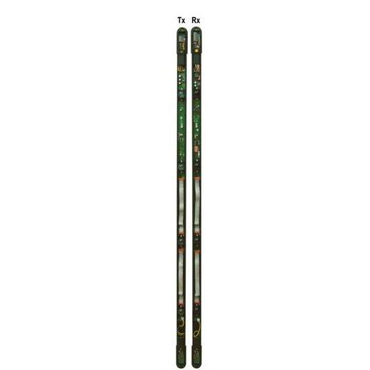 Bariera infrarosu cu 4 spoturi IR Optex BS-400RC