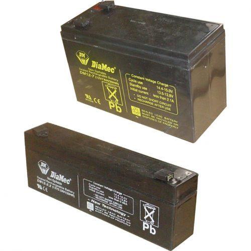 Accesoriu detectie incendiu Cofem Set baterii 24V/15A (2x12V) BT-2415
