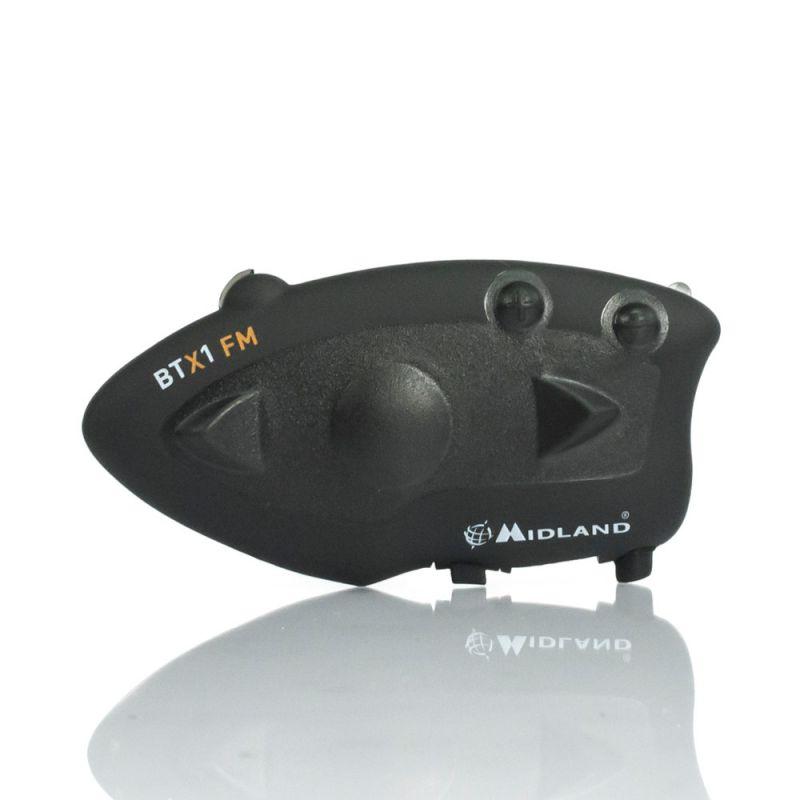 Sistem Comunicare Moto Midland Btx1 Fm Cod C1142 Single Pack