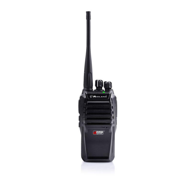Statie Radio Digitala Pmr Portabila Midland D-200