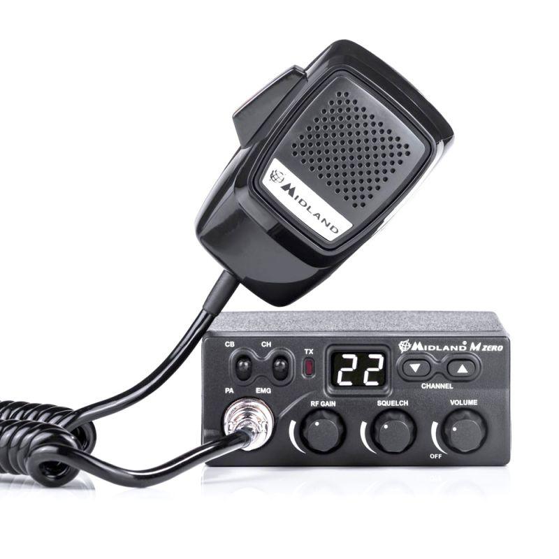 Statie Radio Cb Midland M Zero Cod C1169.01