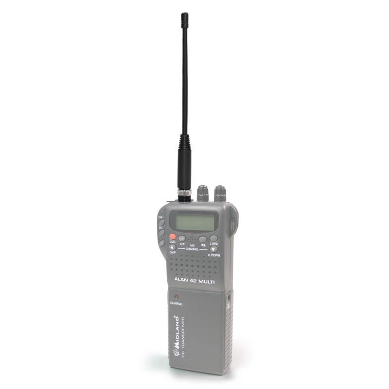 Antena Cb Midland De Schimb Pentru Statia Alan 42 Si Alan 52. 19cm Cod C611