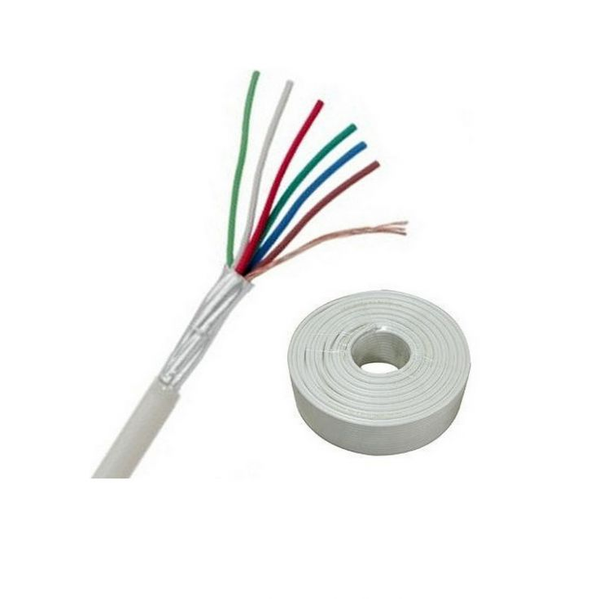 Cablu ecranat SA82BI (100m)
