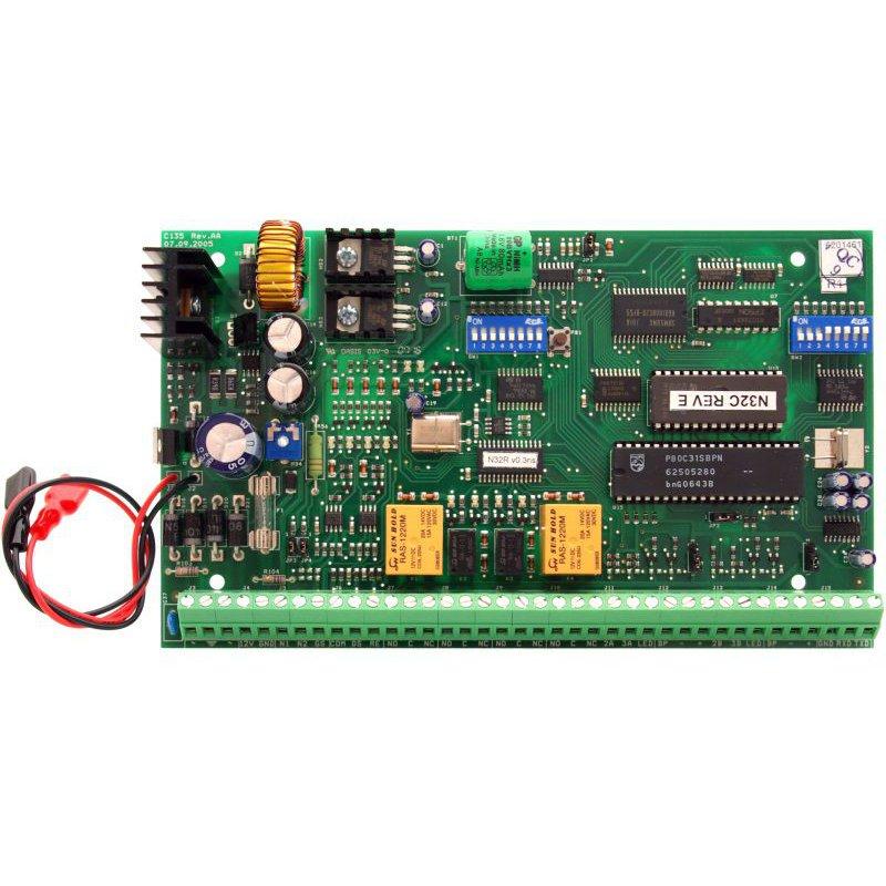 Unitate centrala pentru controlul accesului in retea CARDAX N32C