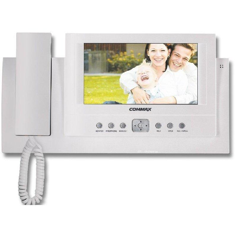 Monitor color 7 inch TFT master unitate memorie 128 imagini meniu OSD Commax CAV-72B