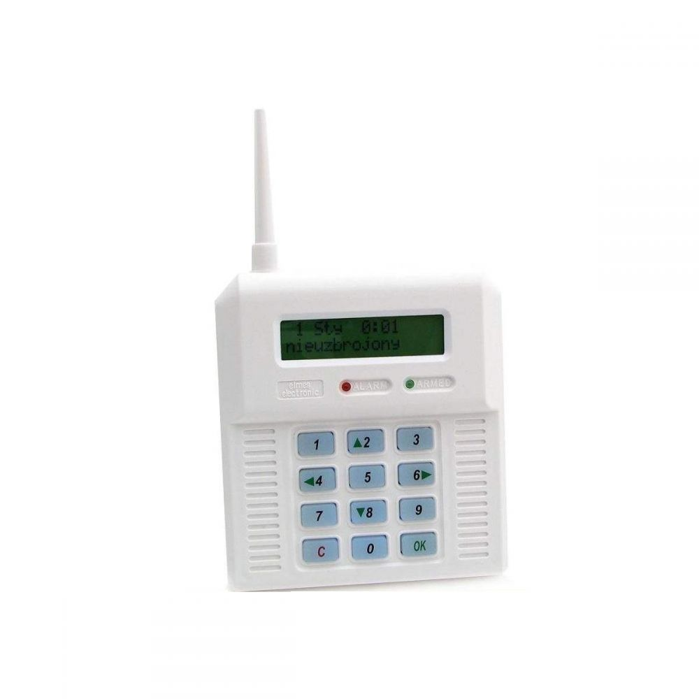 Centrala Alarma Wireless Elmes Cb32n 32 Zone Wirel