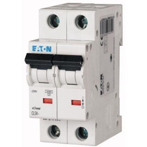 Siguranta automata 2P 10A Eaton CLS4-C10/2