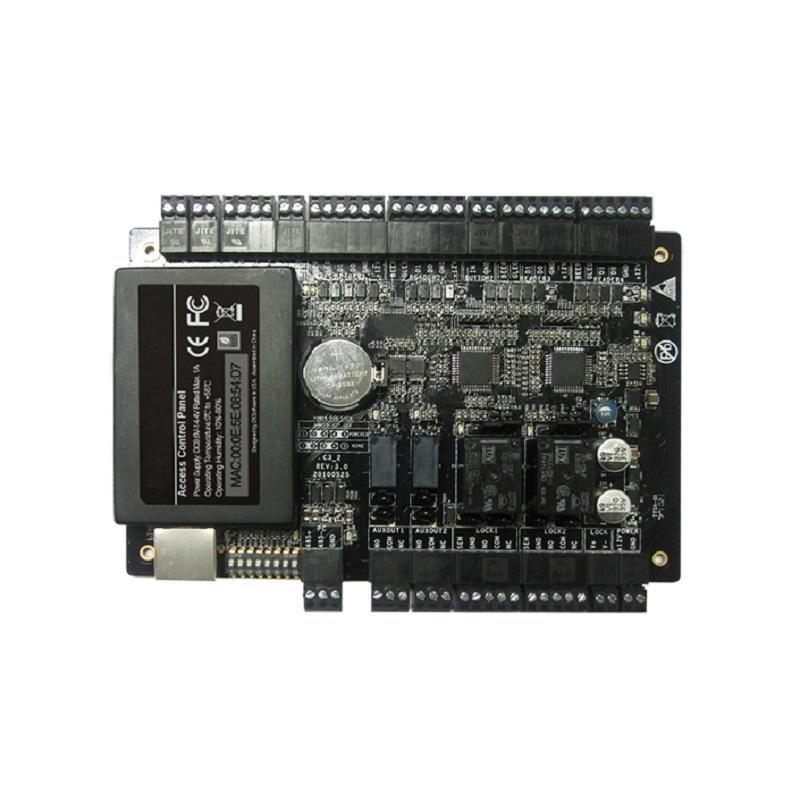 Ac Controller 2 Door 2 Ways Metal Zkteco Con-c3-20