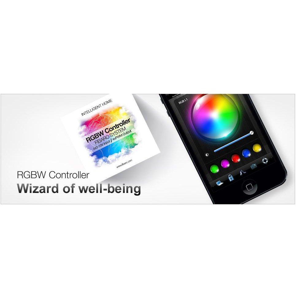 Fibaro Controller RGBW
