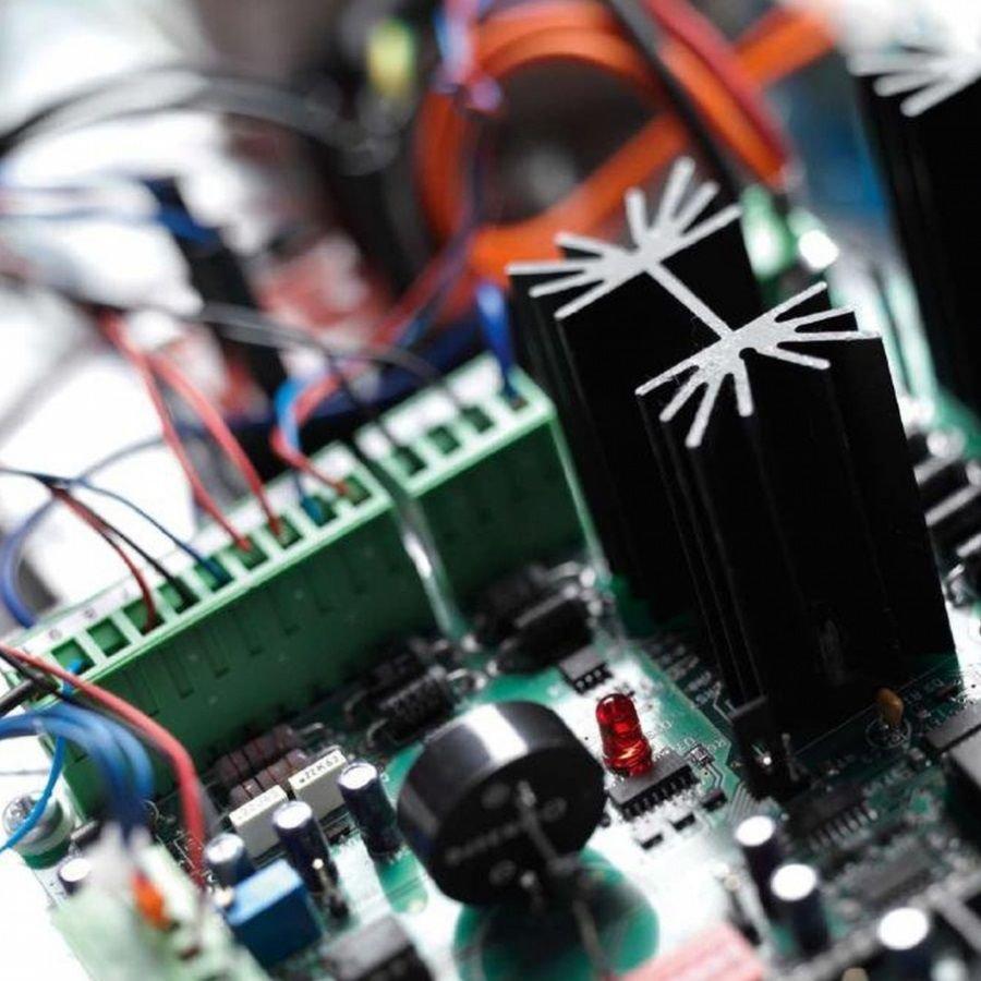 Centrala De Comanda Pentru Stalp Vigi500 Rise Cp1k + Kit Ups