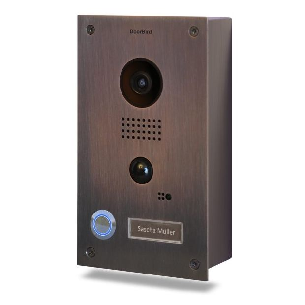 Post Videointerfon Ip Doorbird D201b De Exterior S