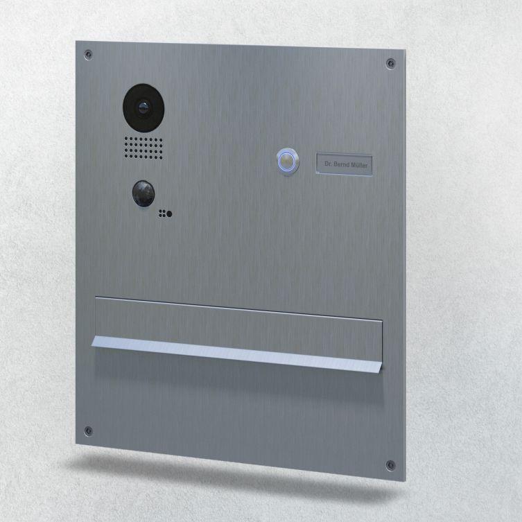 Post Videointerfon Ip Doorbird D203 De Exterior Standalone. Wifi. Ip65. Pir Pana La 8m. Audio Bidirectional. Poe