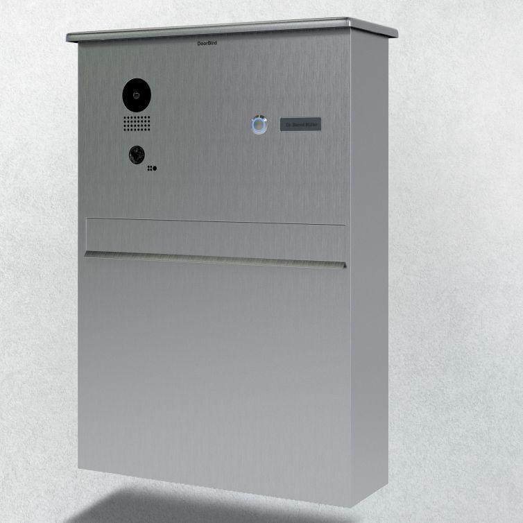 Post Videointerfon Ip Doorbird D204 De Exterior Standalone. Wifi. Ip65. Pir Pana La 8m. Audio Bidirectional. Poe