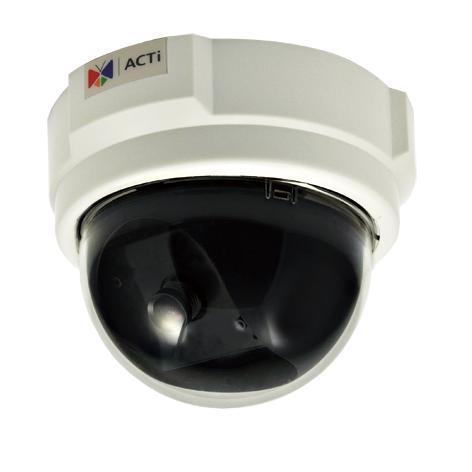 Camera Ip Acti D55