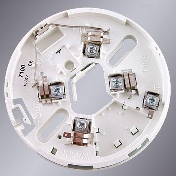 Soclu Standard Pentru Detectori Si Sirene Unipos Db7100