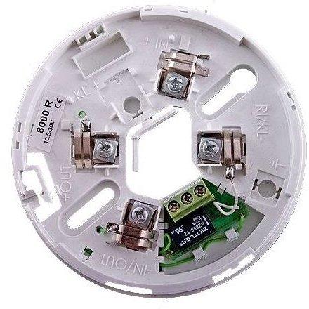 Soclu Cu Releu Pentru Detectorii Conventionali Unipos Db8000r
