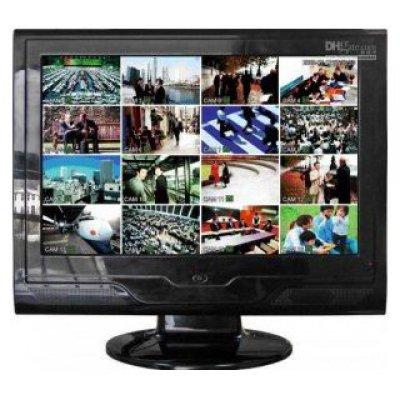 COMBO DVR + LCD 19inch 4 CANALE DAHUA CVR0404