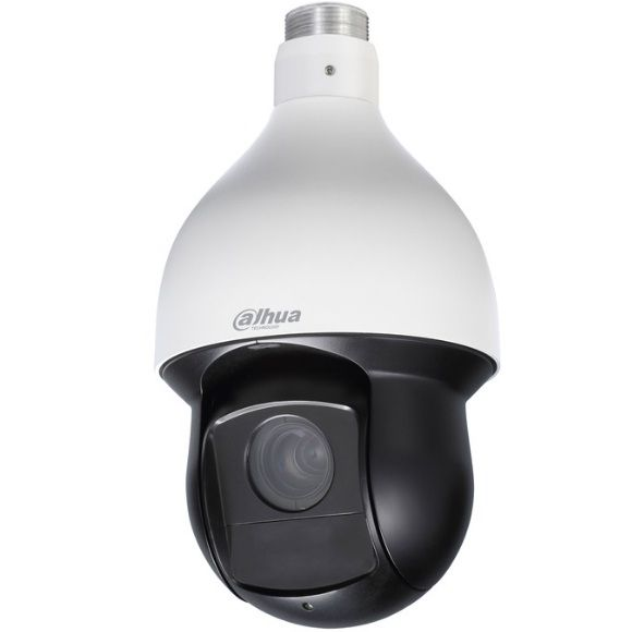 Speed Dome IP Dahua DH-SD49220T-HN 1080p IR 100m 20x zoom optic 4.7-94 mm IVS PoE+ WDR 120dB