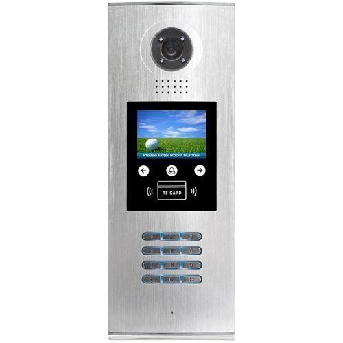 Post exterior videointerfon V-tech DMR18S/ID-F Ecran TFT 3.5 inch Camera color Cititor ID si/sau tag