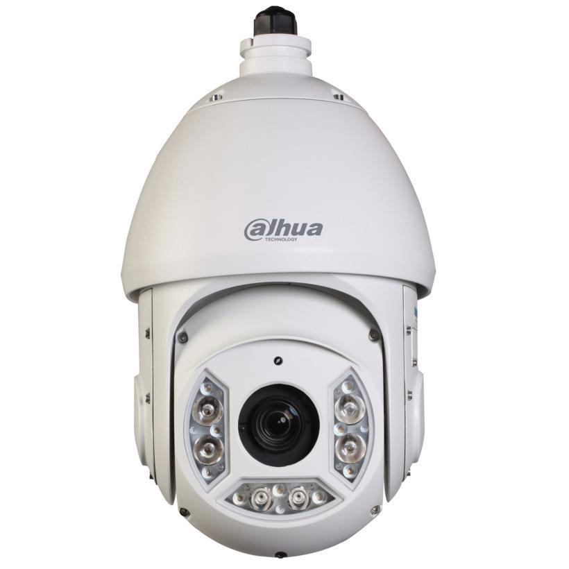 Camera Speed Dome De Exterior 600tvl Cu Ir Dahua Sd6c66e-h