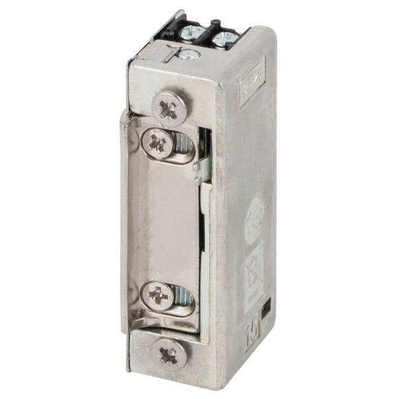 Yala electromagnetica incastrabila DORCAS-54AaDF ajustabila reversibila buton de deblocare 8-12V