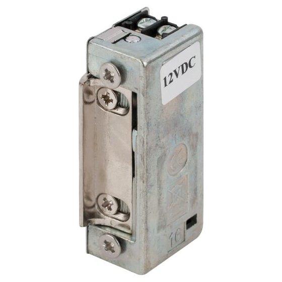 Yala electromagnetica incastrabila DORCAS-54N412F ajustabila reversibila 12Vcc NO